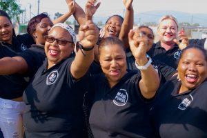 Een ode aan de MAMAS op Internationale Vrouwendag